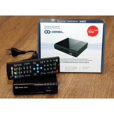 DVB-T2 приставка  Oriel 202