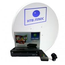 Комплект НТВ Плюс FullHD с установкой с ресивером 1VA HD