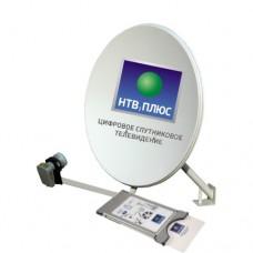 Комплект НТВ Плюс HD с CAM модулем CI+ с установкой