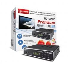 ТВ Приставка DColor DC1501HD