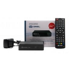 DVB-T2 приставка Oriel 301