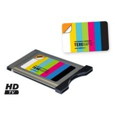 Телекарта HD (с CAM-модулем)