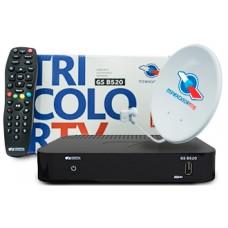 Комплект Триколор ТВ на 1 ТВ с ресивером и установкой