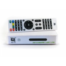 Мультимедийный DVB-T2 ресивер GI Fly T2