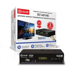ТВ Приставка DColor DC1401HD